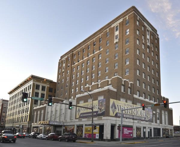 BEFORE: WARRIOR CASINO & HOTEL