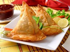 Shahi Palace Appetizers
