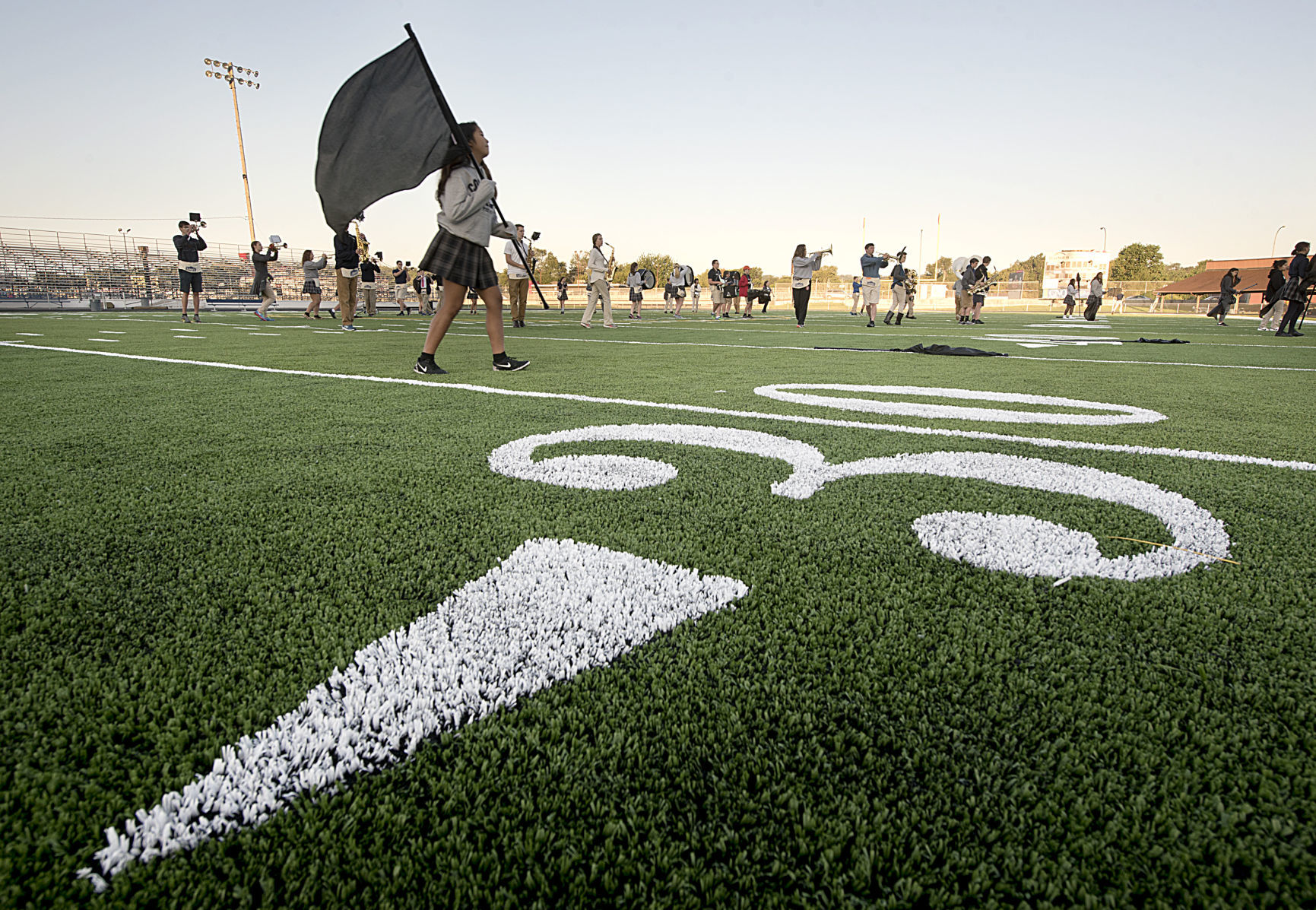 artificial football turf. Increasing Number Of Schools Choosing Turf Over Grass   Education Siouxcityjournal.com Artificial Football