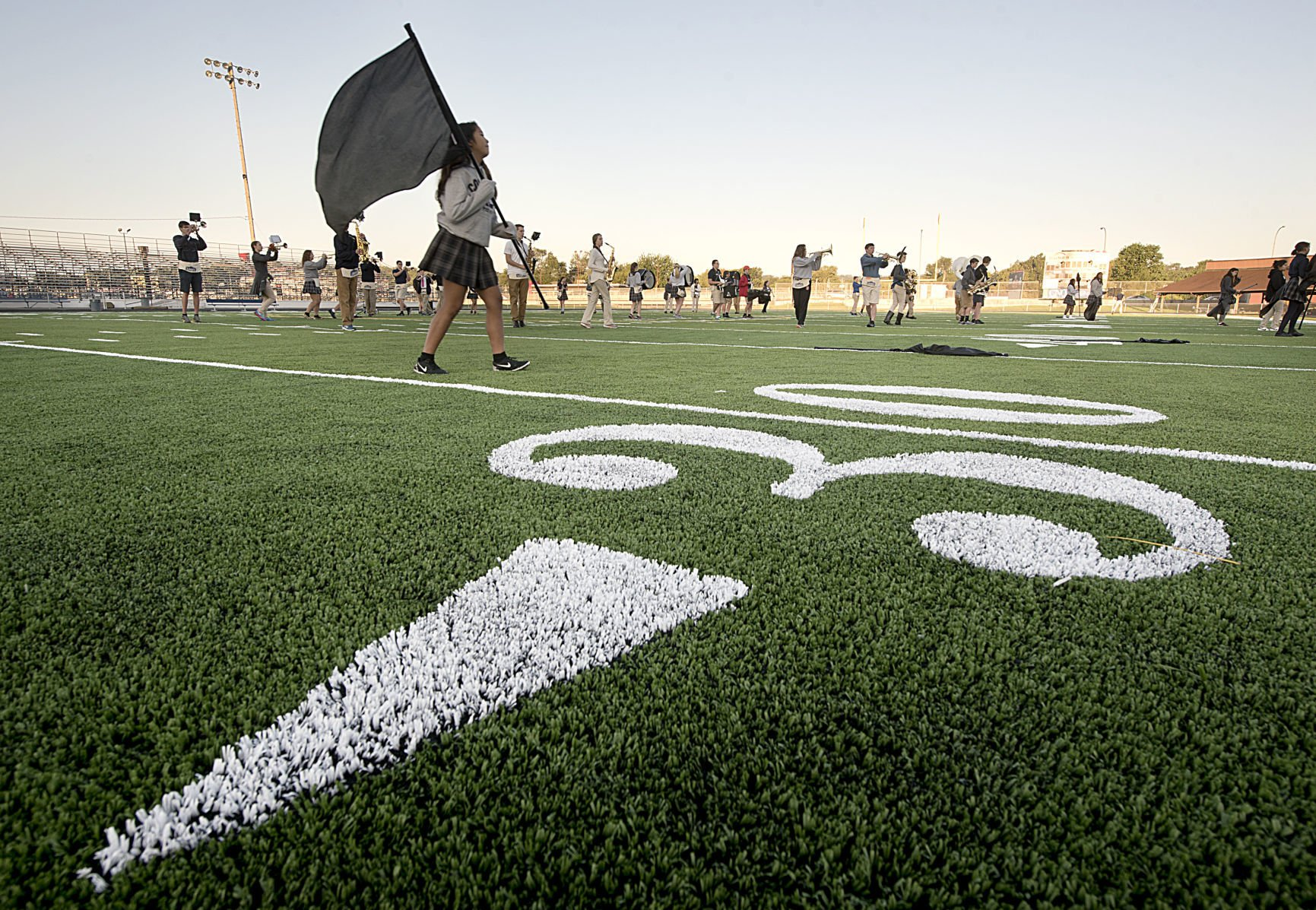 artificial football turf. Increasing Number Of Schools Choosing Turf Over Grass | Education Siouxcityjournal.com Artificial Football