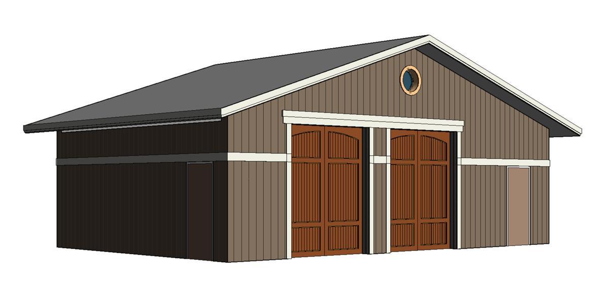 Camp High Hopes boat house