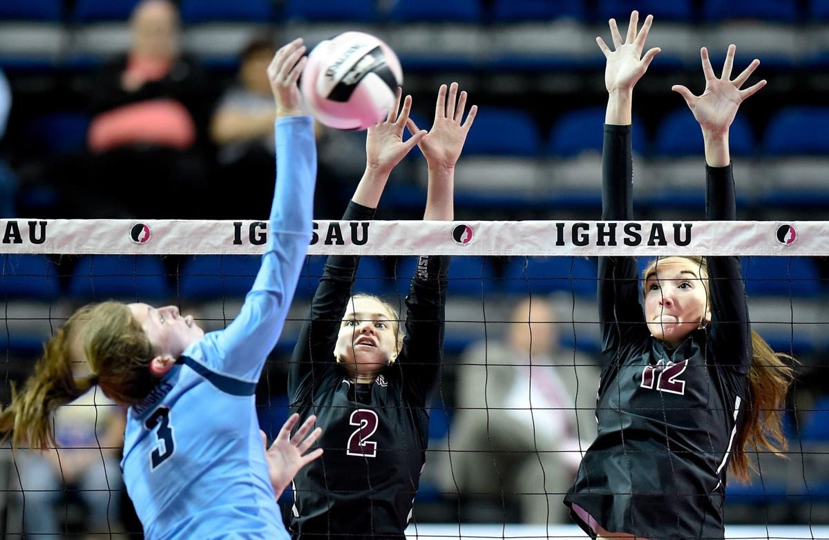 (Best Action) Iowa State Volleyball 2A Unity Christian vs. Western Christian
