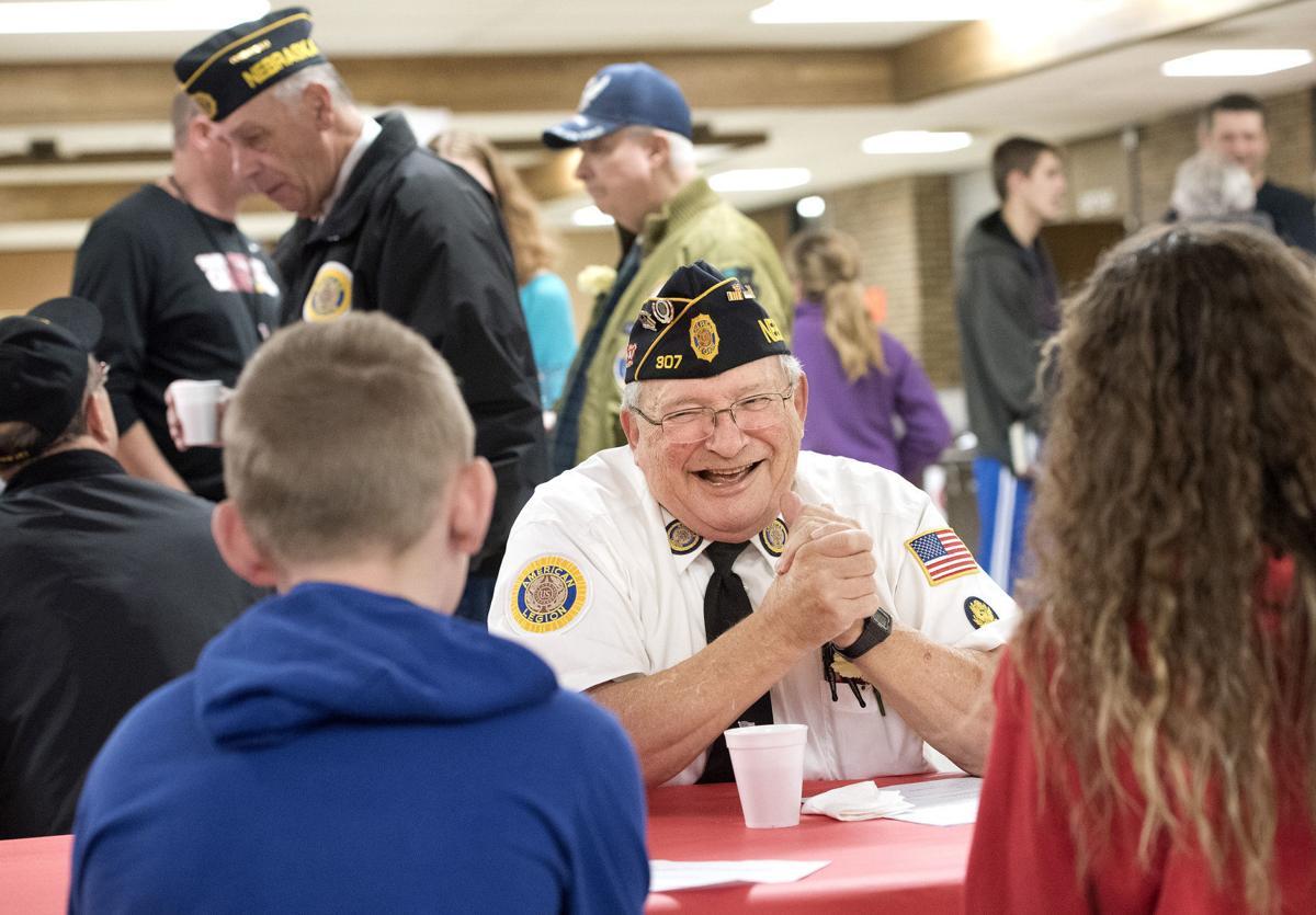 South Sioux City Veterans Celebration