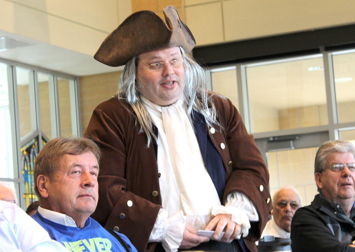 Charles Grassley Orange City meeting