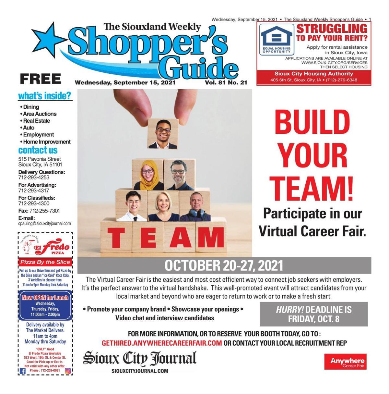 Shopper's Guide - September 15, 2021