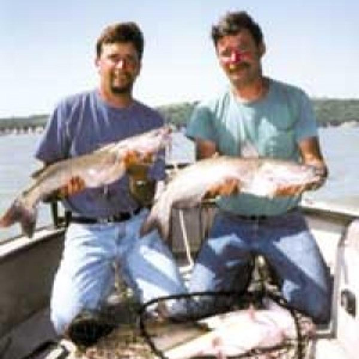 Top Cats Jefferson S Carter Brothers Lead Pro Fishing Series