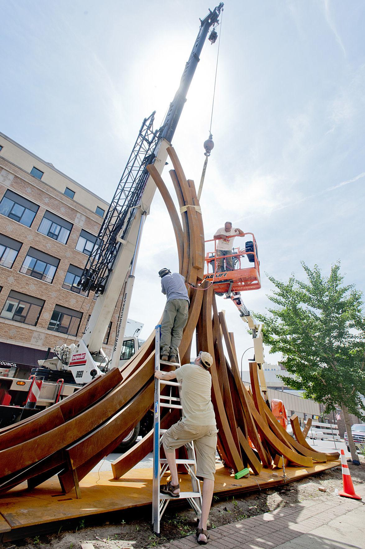 Celebrating Community Sculpture