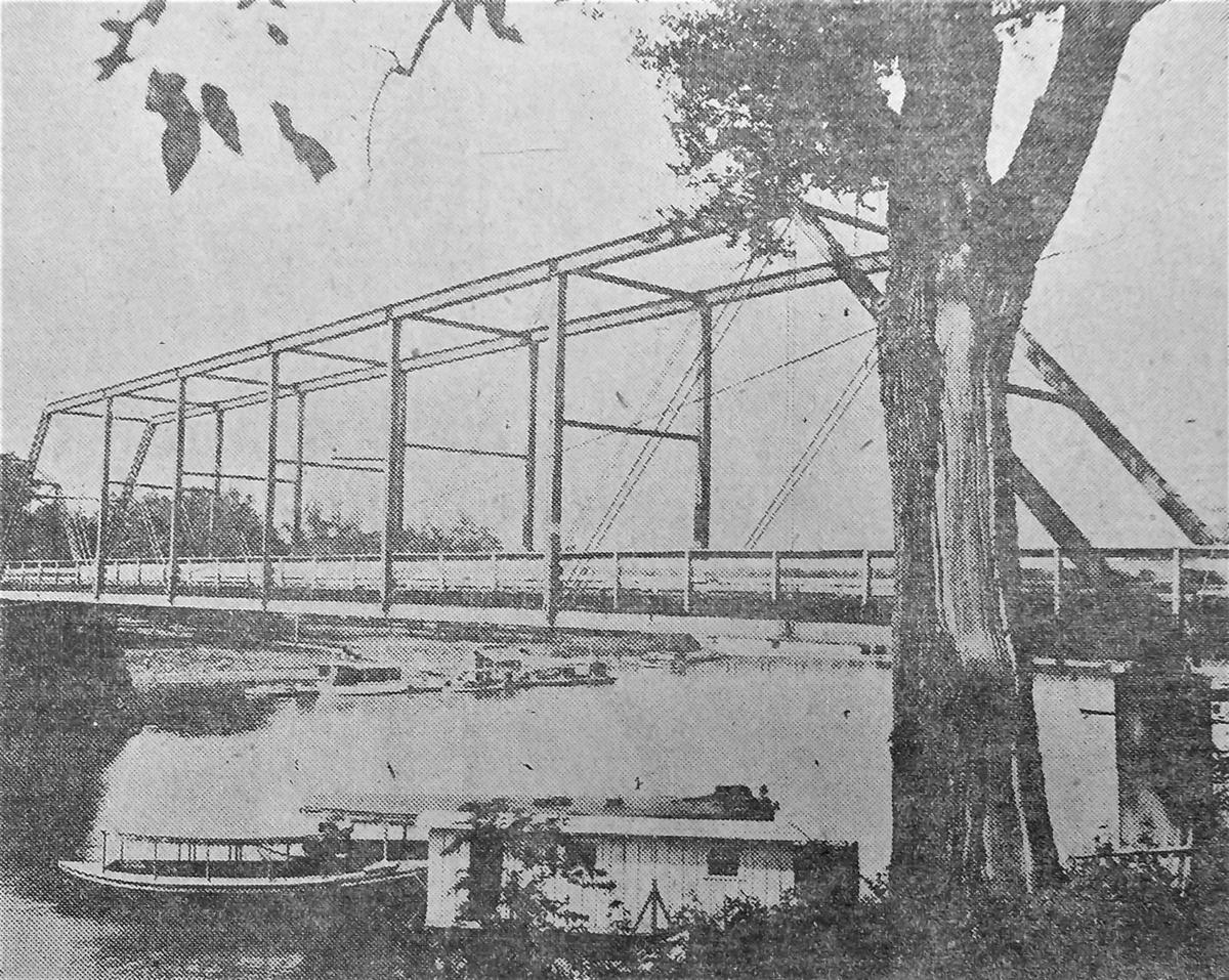 Big Sioux River Bridge, 1882-1923
