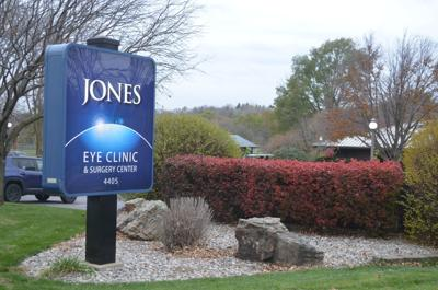 Jones Eye Clinic
