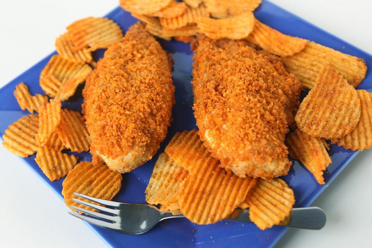 FOOD REDHOT-RIPLETS-RECIPES 4 SL
