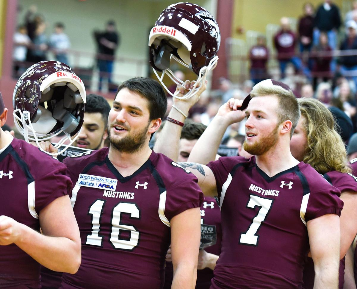 Morningside Football Celebration