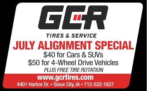July Alignment Special!