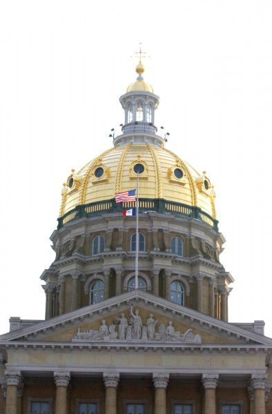 Iowa Capitol Dome