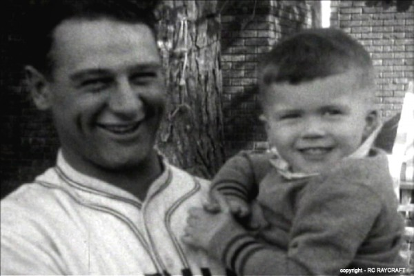 Babe and Gehrig screen grab III