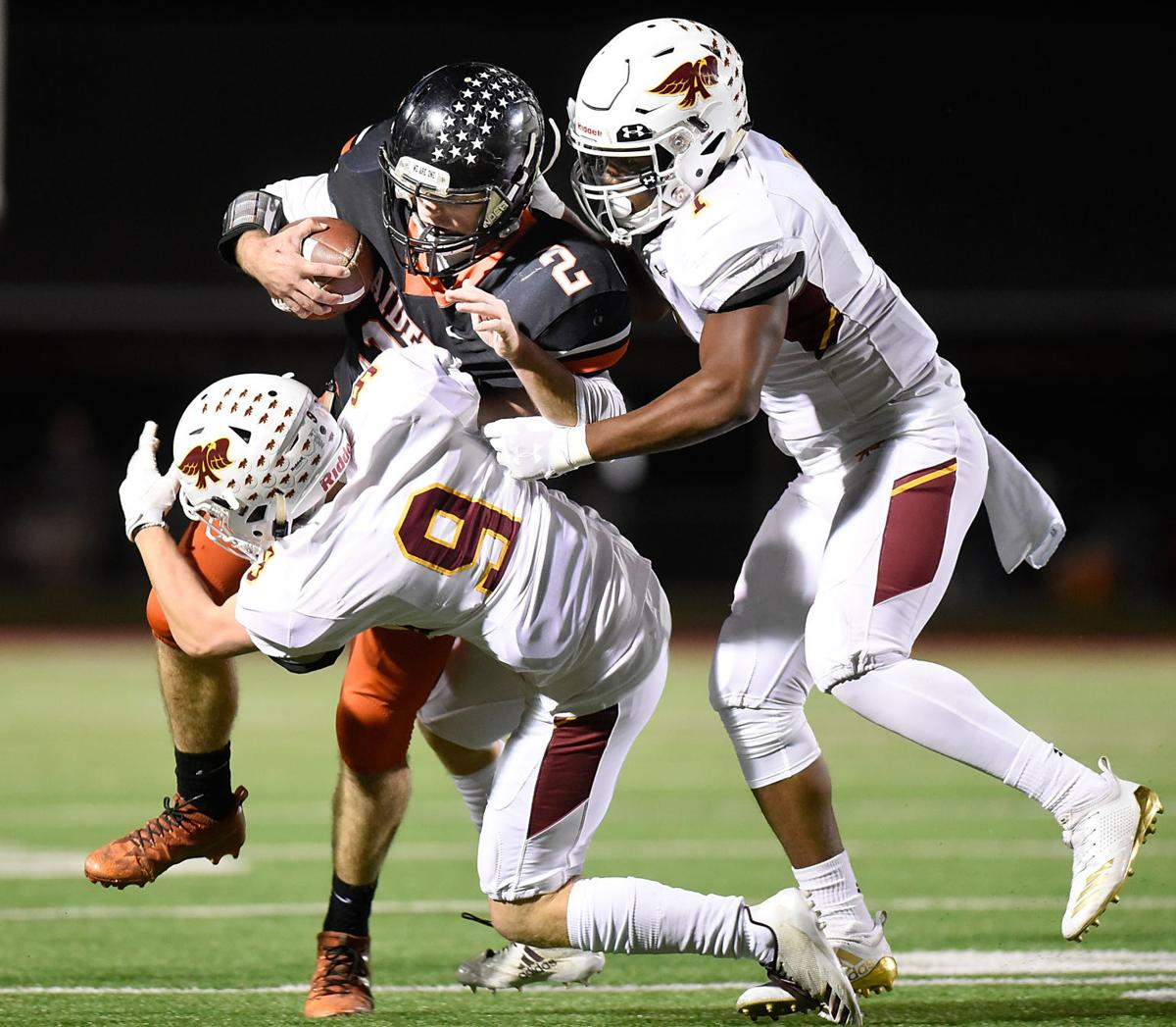 Football Ankeny at Sioux City East