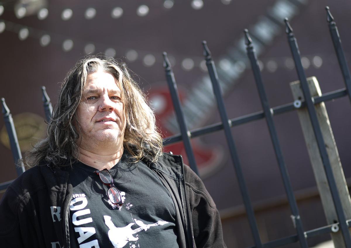 Chesterfield owner Mick Gamet