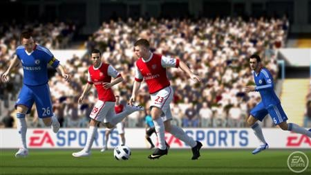 EA SPORTS FIFA Soccer 11 now available in stores