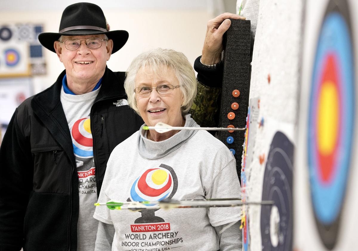 Archery Championships volunteers