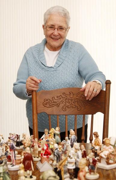 Lou Hansen's collection of Sebastian miniatures