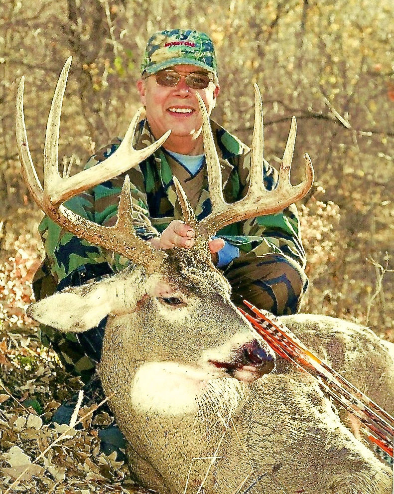 Ritch Stolpe, Whitetail Buck
