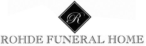 Obit-Rohde Funeral Home logo