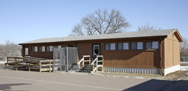 Mobile classroom Washington Elementary