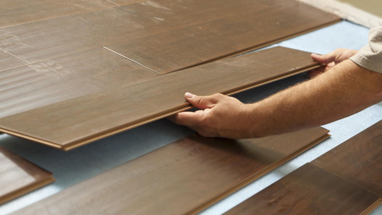 Remove Water Damaged Laminate Flooring, How Much Does It Cost To Remove Laminate Flooring
