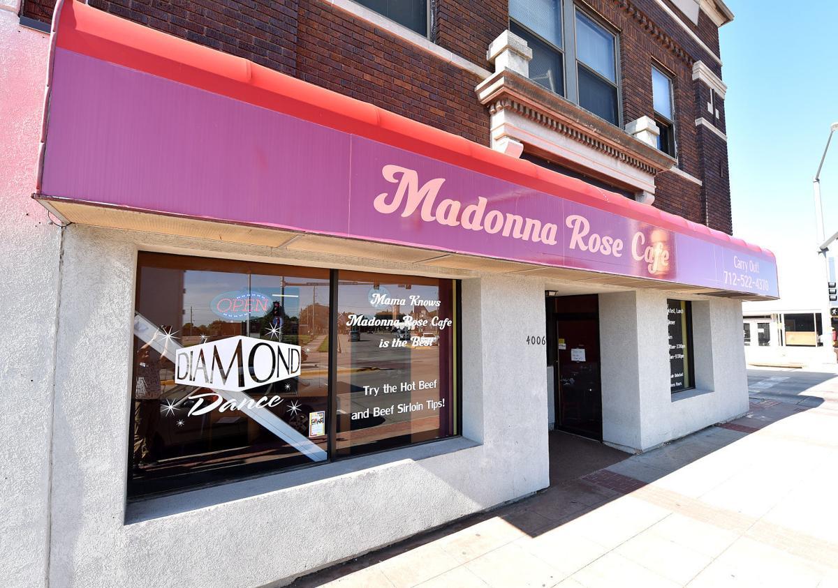 Madonna Rose Cafe Sioux City