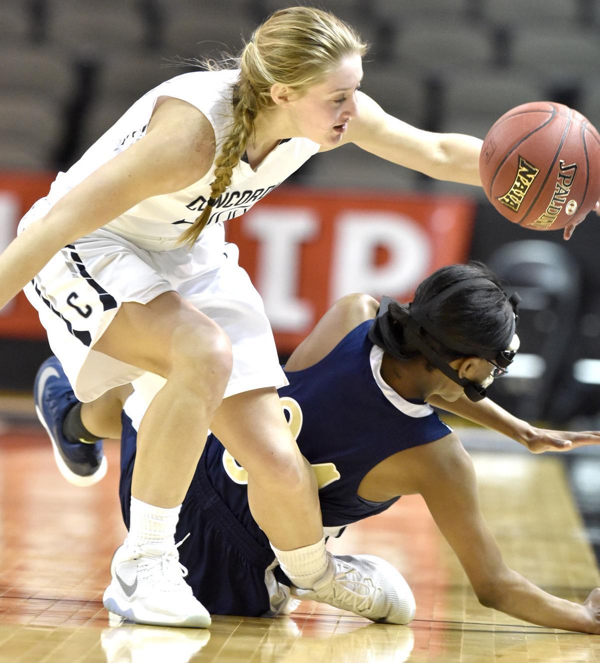 Concordia University vs Stillman College basketball