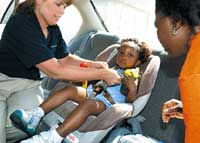 New Iowa Car Seat Law Goes Into Effect July 1