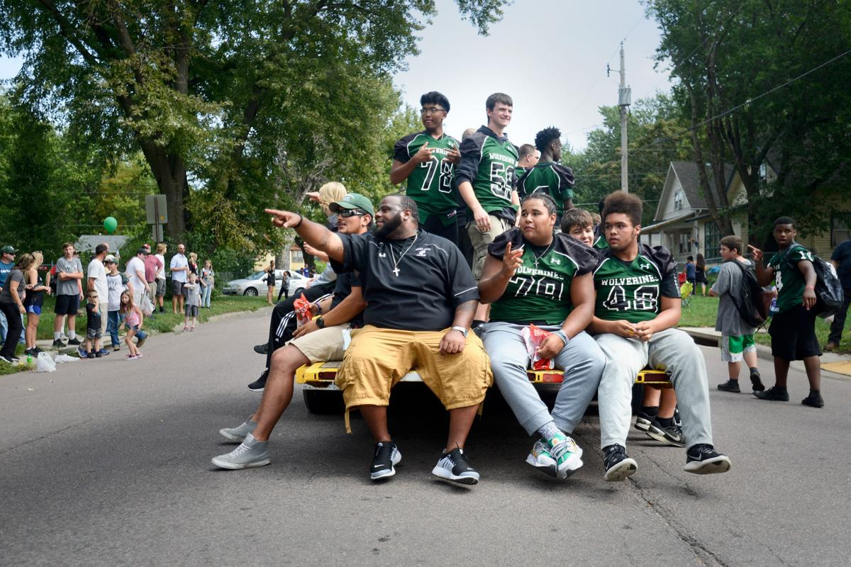 West High Homecoming Parade