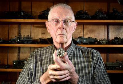 Vietnam war James Lalley