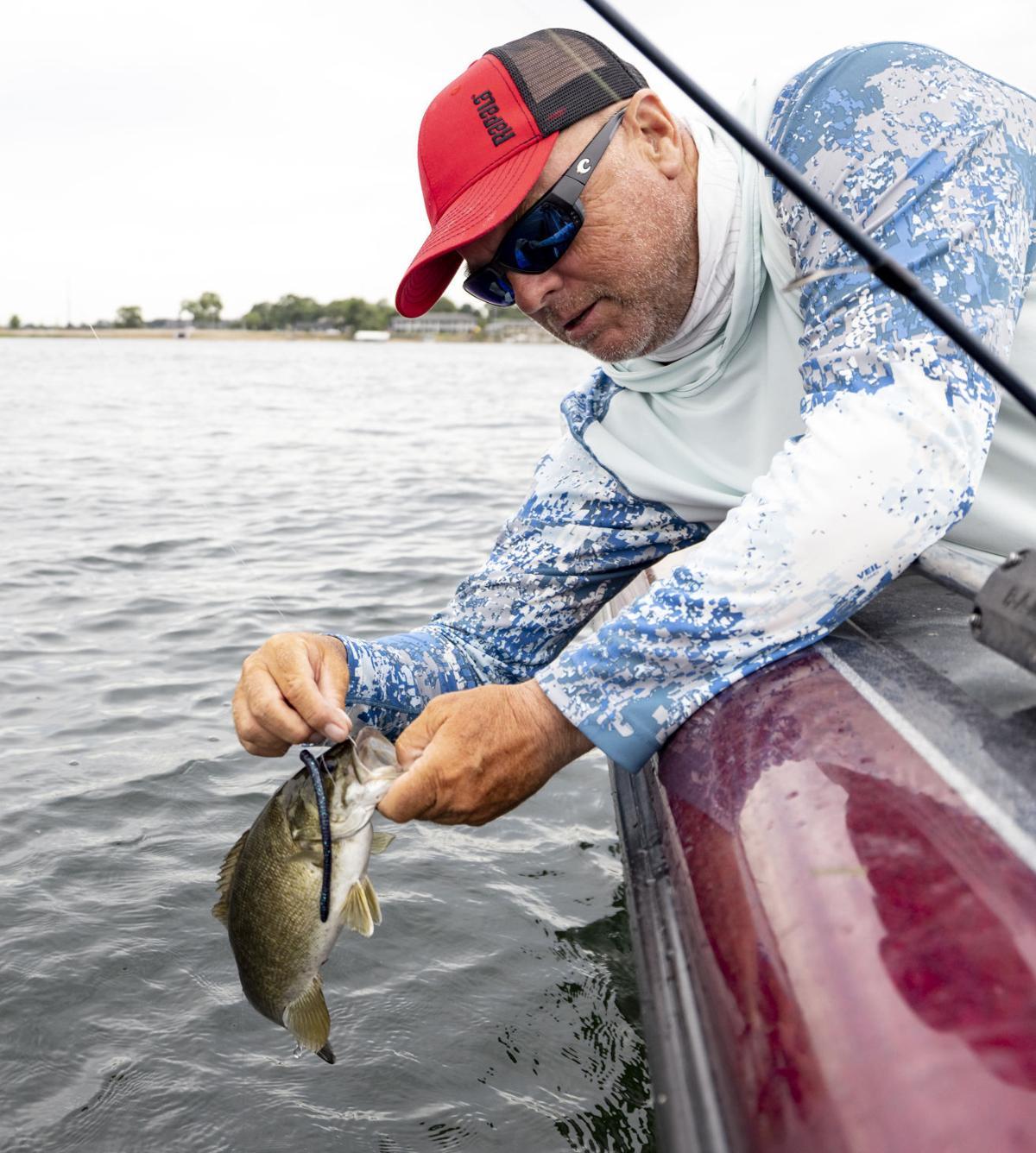 Fishing guide John Grosvenor