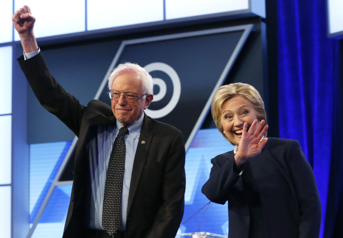 Hillary Clinton, Bernie Sanders exit polls
