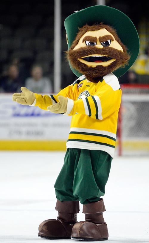 Hockey Fargo Force at Sioux City Musketeers (Weekender)