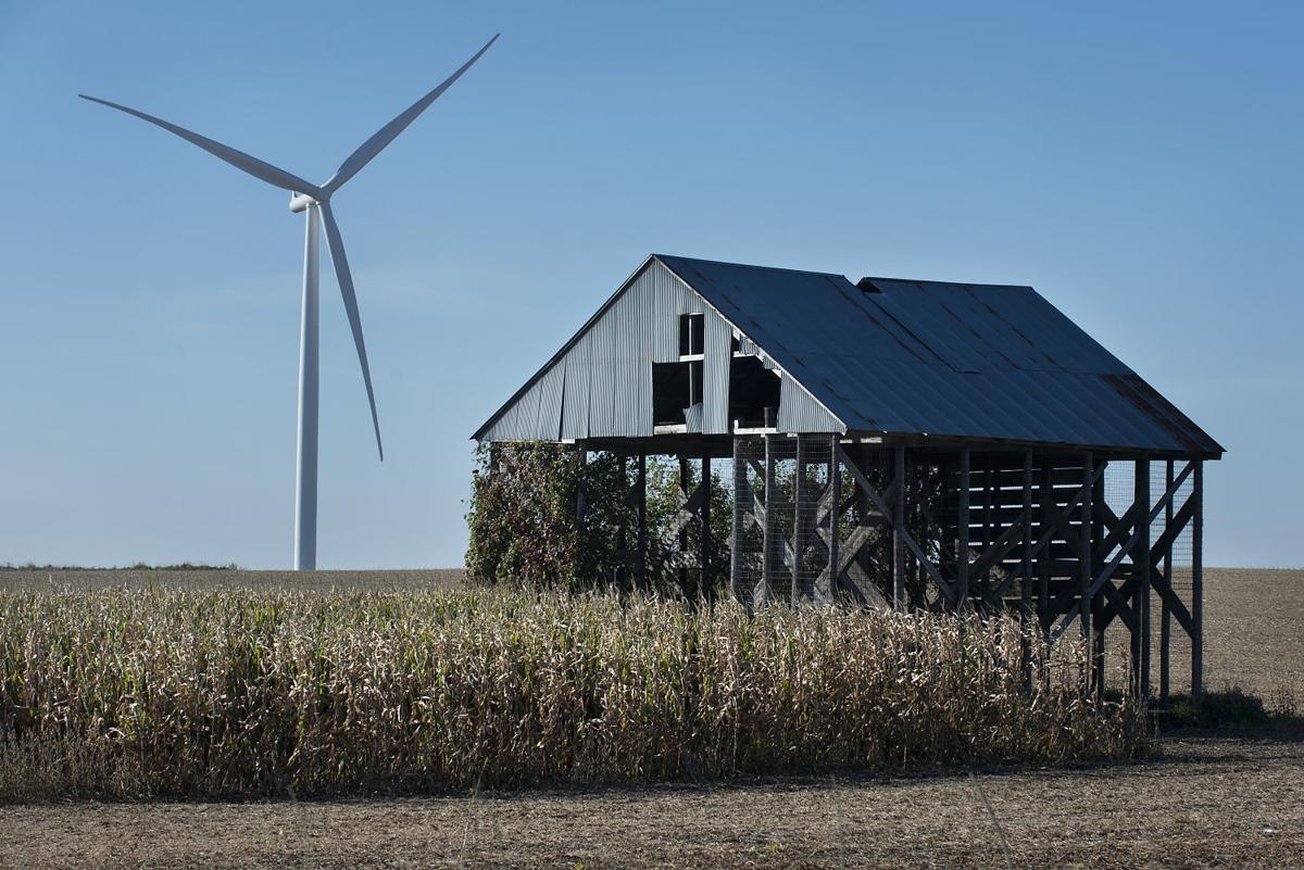 Highland Wind Farm
