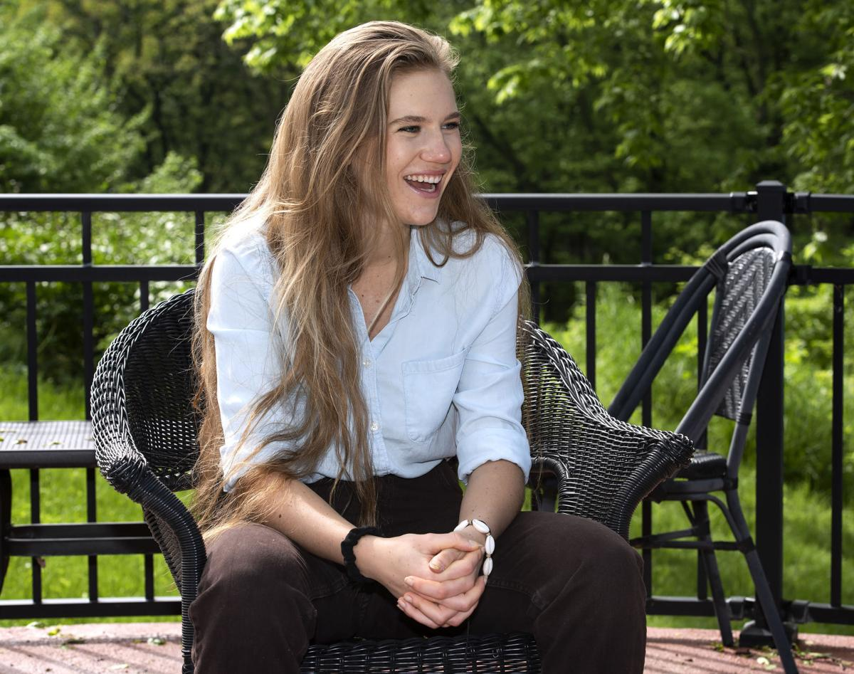 Presidential scholar Liz Meyer