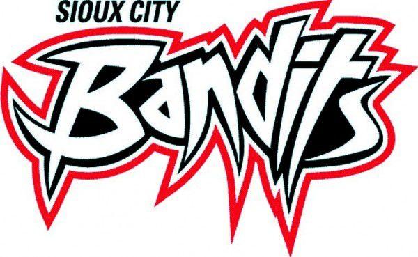 Sioux City Bandits Logo