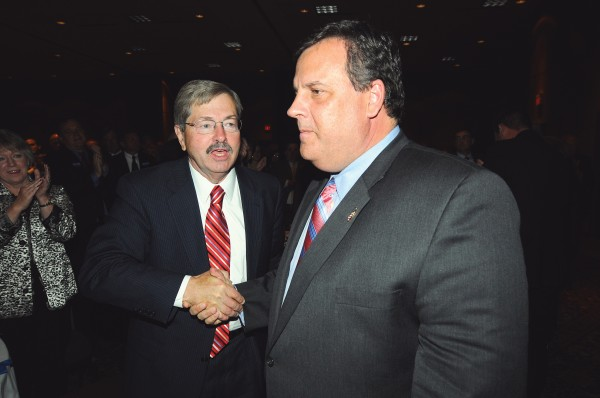 Christie/Branstad for Tuesday