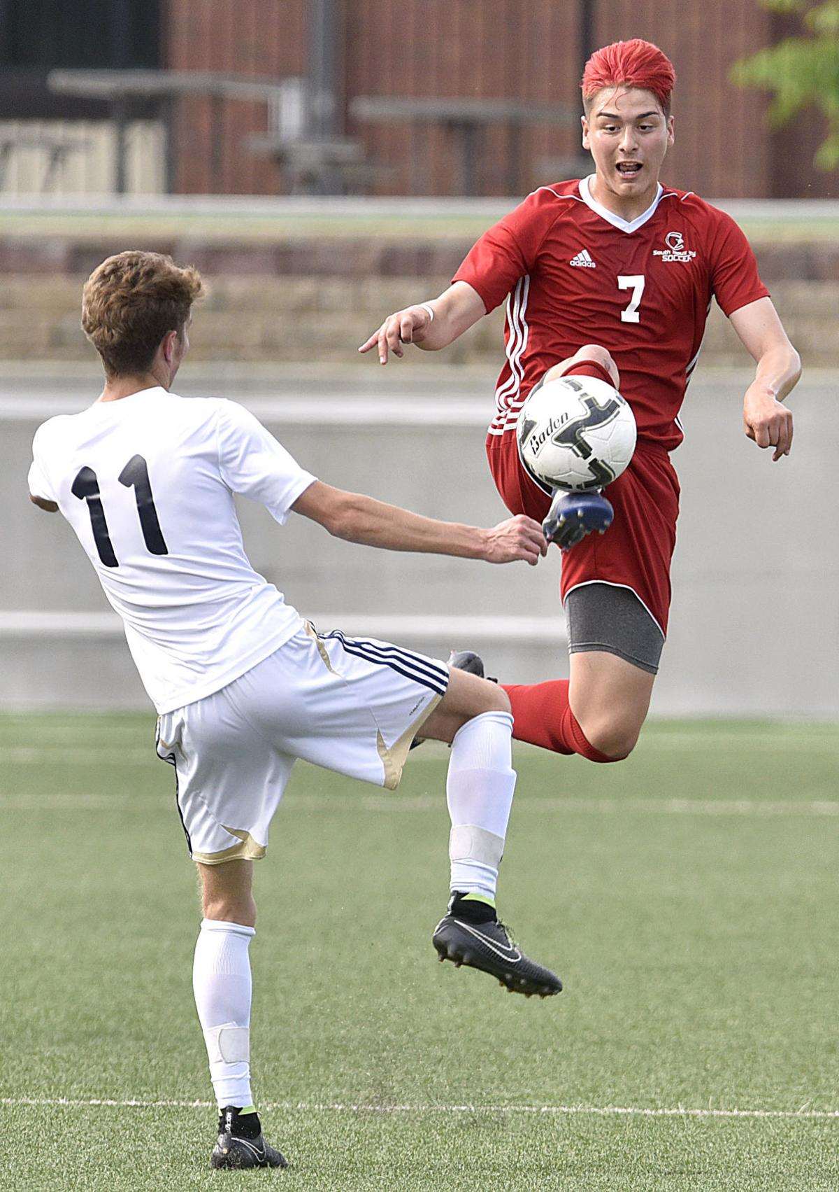 South Sioux City vs Elkhorn South state soccer