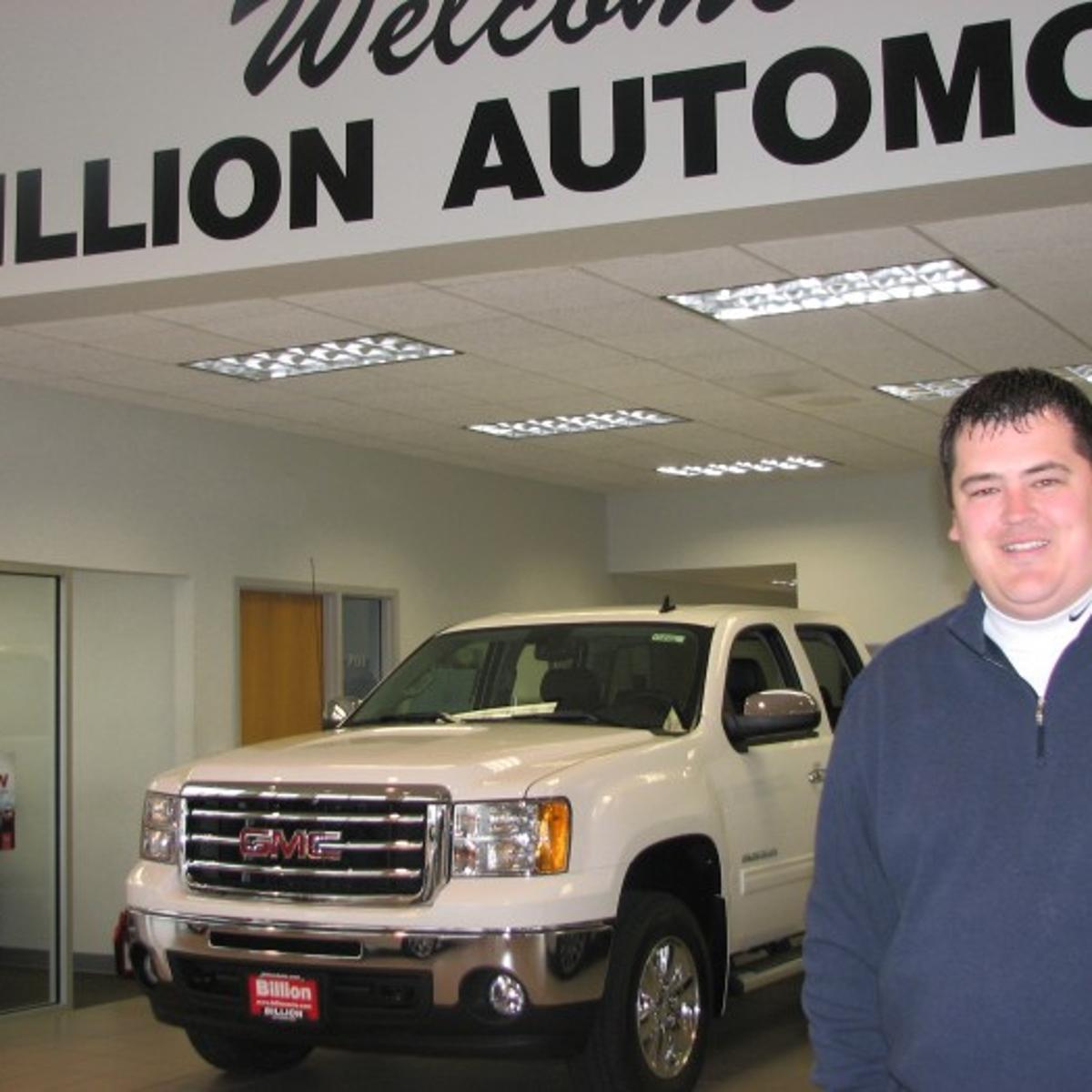 Billion Auto Sioux Falls >> Billion Grows Market Share With Hoak Motors Progress