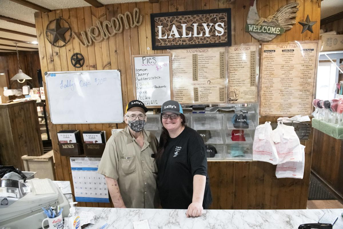 Lally's prepares for Mother's Day after COVID-19