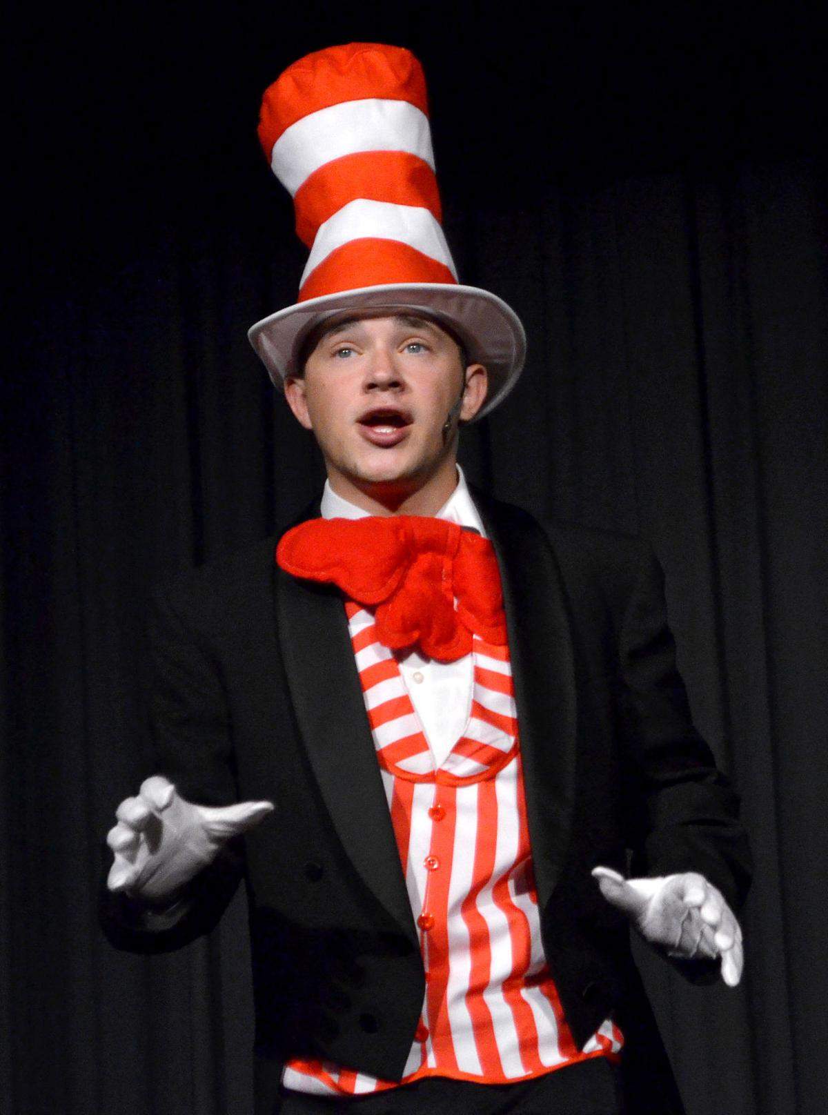 Seussical -- New Stage Players