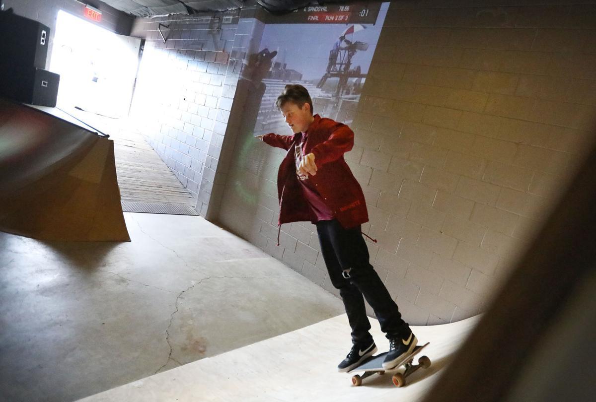 Slash and Grind Skate Park