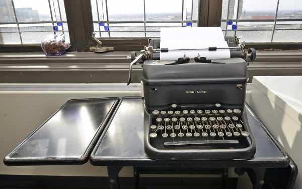 Woodbury County typewriters