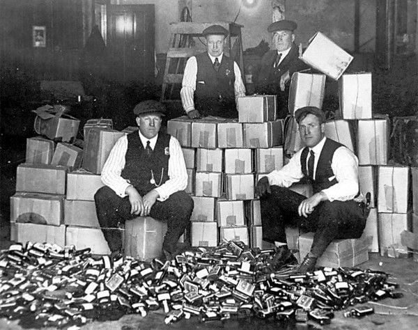 Sioux City prohibition