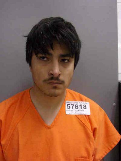 Alejandro Vargas Lopez mugshot