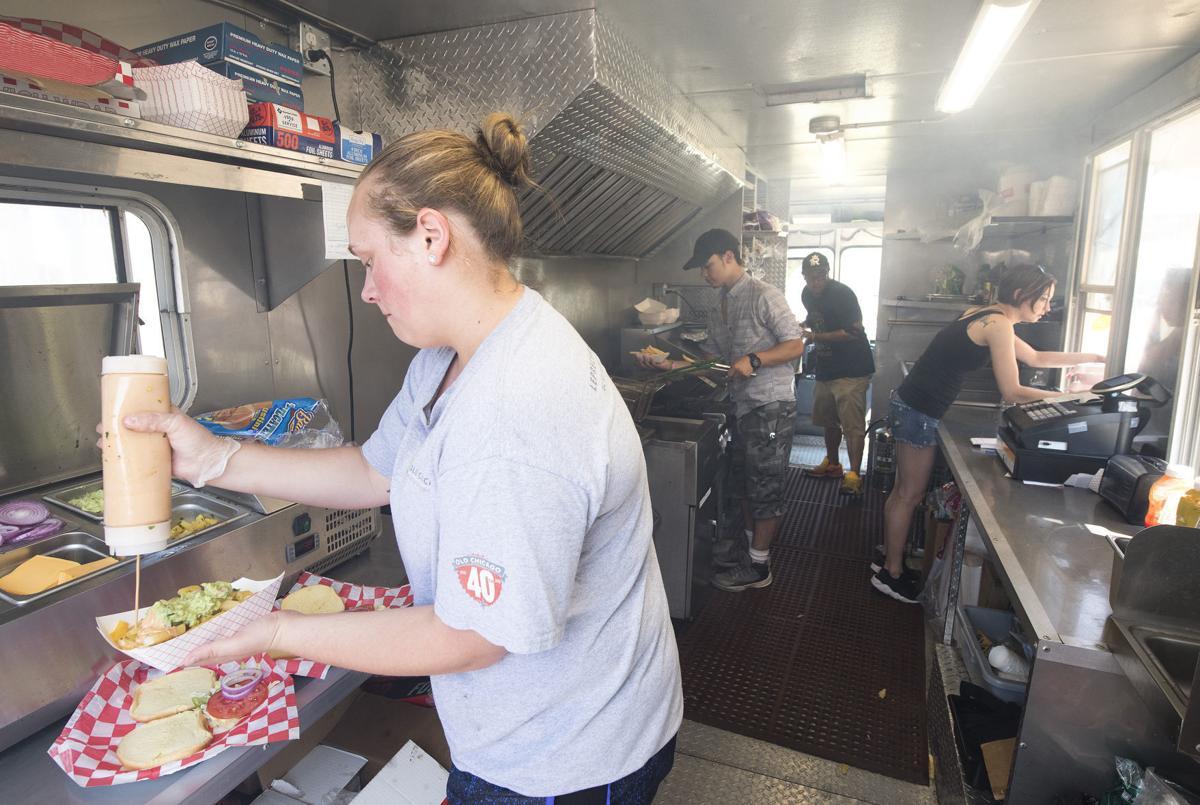 Taste food truck
