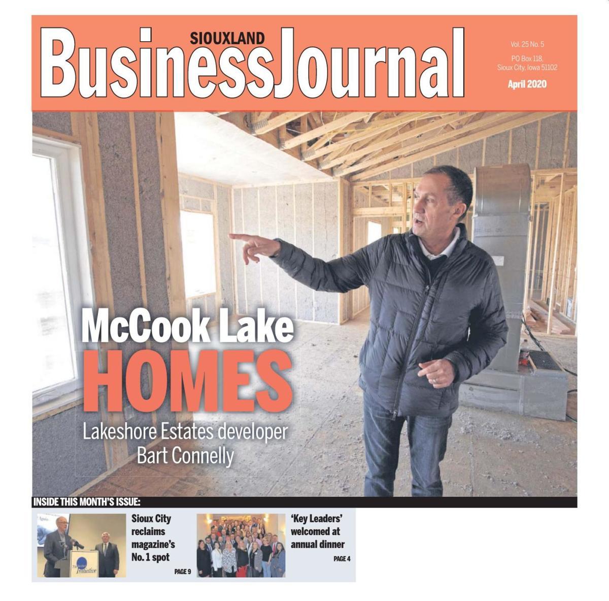 Siouxland Business - April 2020