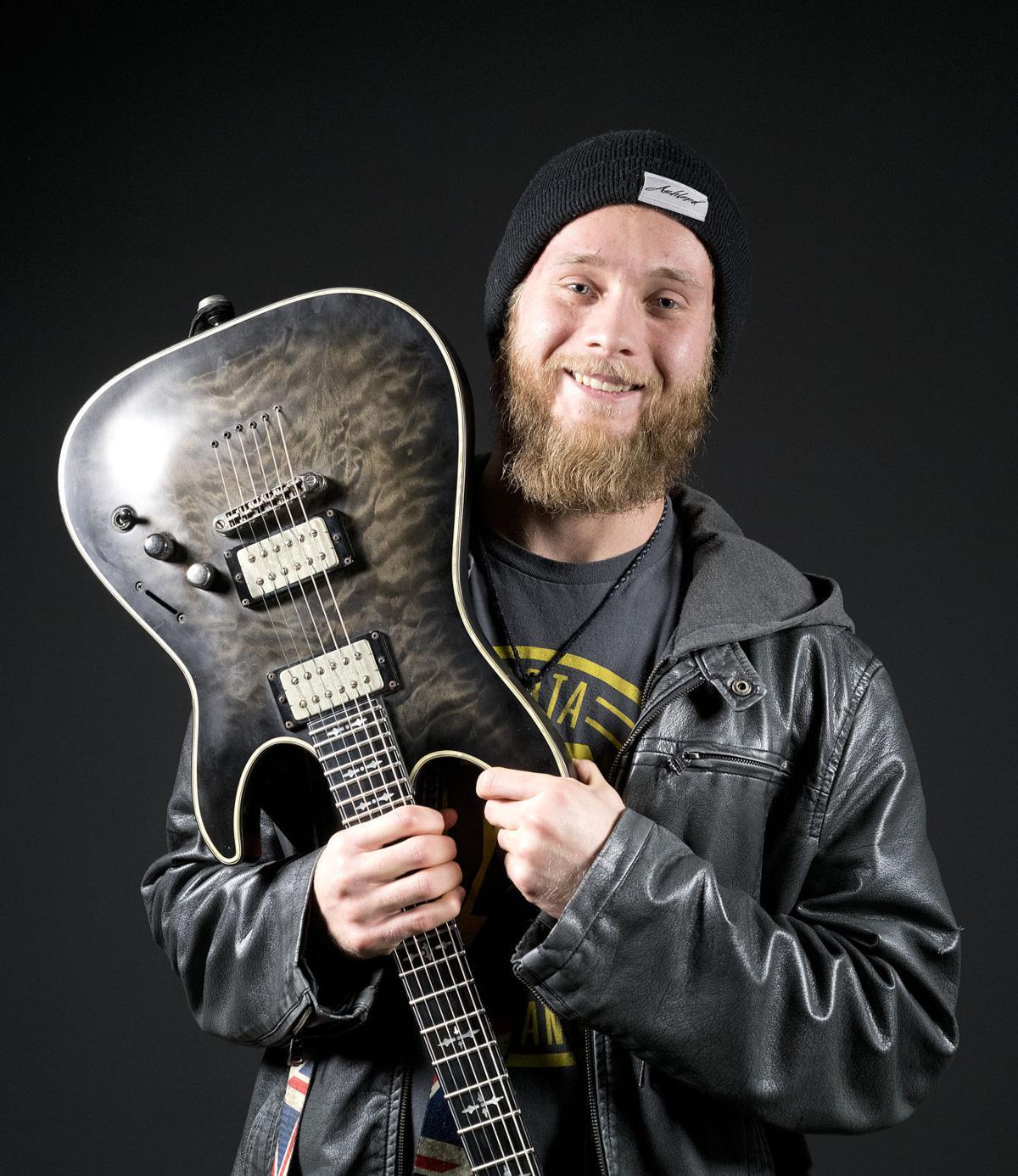Musician Mike Kessel